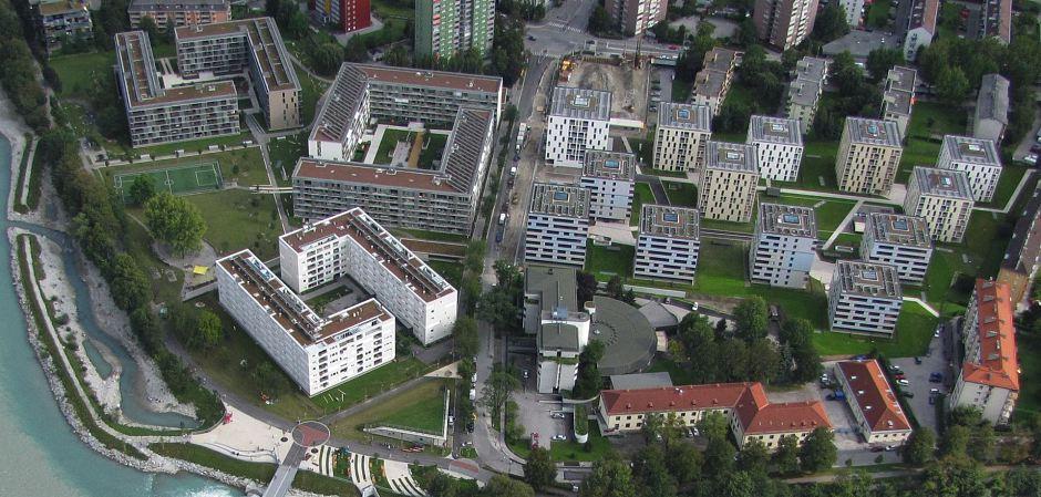 Wohnanlage O Dorf 3 Innsbruck